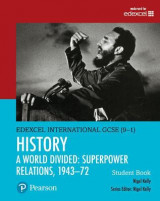 Omslag - Edexcel International GCSE (9-1) History A World Divided: Superpower Relations, 1943-72 Student Book