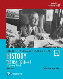 Edexcel International GCSE (9-1) History The USA, 1918-41 Student Book av Simon Davis (Blandet mediaprodukt)