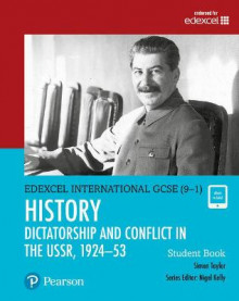 Edexcel International GCSE (9-1) History Dictatorship and Conflict in the USSR, 1924-53 Student Book av Simon Taylor (Blandet mediaprodukt)