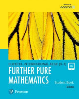 Omslag - Edexcel International GCSE (9-1) Further Pure Mathematics Student Book