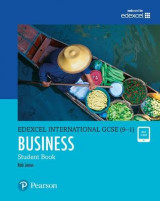 Omslag - Edexcel International GCSE (9-1) Business Student Book