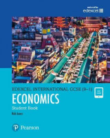 Omslag - Edexcel International GCSE (9-1) Economics Student Book