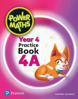 Omslag - Power Maths Year 4 Pupil Practice Book 4A
