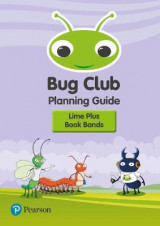 Omslag - Bug Club Lime Plus Planning Guide