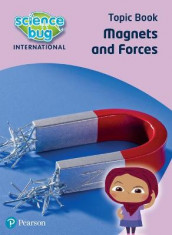 Science Bug: Magnets and forces Topic Book av Deborah Herridge og Tanya Shields (Heftet)