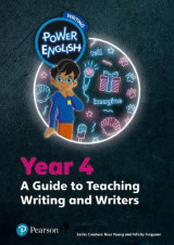 Omslag - Power English: Writing Teacher's Guide Year 4