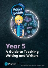 Omslag - Power English: Writing Teacher's Guide Year 5