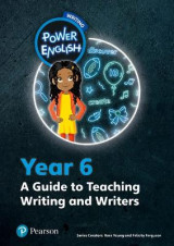 Omslag - Power English: Writing Teacher's Guide Year 6