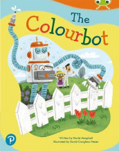 Bug Club Shared Reading: The Colourbot (Reception) av David MacPhail (Heftet)