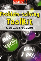 Omslag - Maths Plus Problem Solving Toolkit: Years 5-6/P6-7