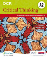 Omslag - OCR A Level Critical Thinking Student Book (A2)