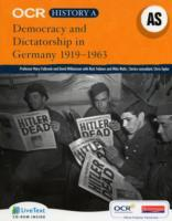 OCR A Level History A: Democracy and Dictatorship in Germany 1919-1963 av David Williamson, Mary Fulbrook, Nick Fellows og Mike Wells (Blandet mediaprodukt)