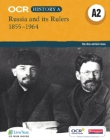 OCR A Level History A2: Russia and its Rulers 1855-1964 av Mike Wells (Blandet mediaprodukt)
