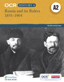 OCR A Level History A: Russia and Its Rulers 1855-1964 Teacher LiveText CD-ROM av Mike Wells (Blandet mediaprodukt)