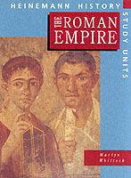 Heinemann History Study Units: Student Book. The Roman Empire av Martyn J. Whittock (Heftet)