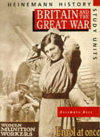 Heinemann history study units: student book.  britain and the great war av Rosemary Rees (Heftet)