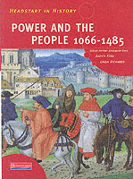 Headstart In History: Power & People 1066-1485 av Judith Kidd, Rosemary Rees og Linda Richards (Heftet)