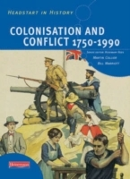 Headstart In History: Colonisation & Conflict 1750-1990 av Martin Collier, Bill Marriott og Rosemary Rees (Heftet)