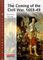 Heinemann Advanced History: The Coming of the Civil War 1603-49 av David Sharp (Heftet)
