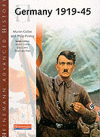 Heinemann Advanced History: Germany 1919-45 av Martin Collier og Philip Pedley (Heftet)
