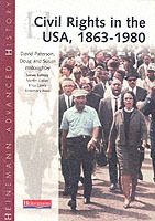 Heinemann Advanced History: Civil Rights in the USA 1863-1980 av Susan Willoughby, Doug Willoughby og David Paterson (Heftet)