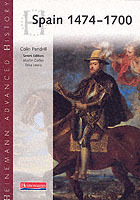 Heinemann Advanced History: Spain 1474-1700 av Colin Pendrill (Heftet)