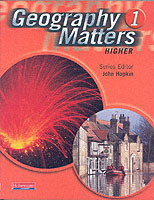 Geography Matters 1 Core Pupil Book (Heftet)