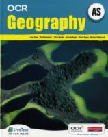 Omslag - AS Geography for OCR Student Book with LiveText for Students