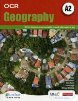 Omslag - A2 Geography for OCR Student Book with LiveText for Students