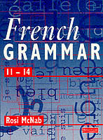 French Grammar 11-14 Pupil Book av Rosi McNab (Heftet)