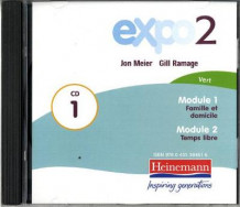 Expo 2 Vert Audio CDs (pack of three) (Lydbok-CD)