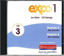 Expo 1 Audio CDs (pack of three) (Lydbok-CD)