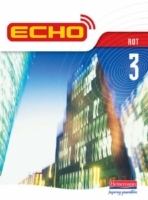 Echo 3 Rot Pupil Book (Heftet)