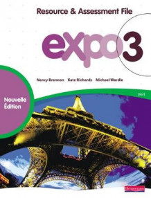 Expo 3 Vert Resource and Assesment File (Blandet mediaprodukt)