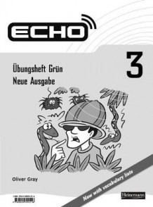 Echo 3 Grun: Workbook (Samlepakke)
