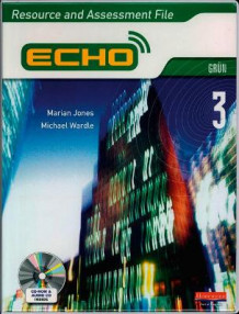 Echo 3 Green Resource and Assessment File 2009 av Marian Jones og Michael Wardle (Blandet mediaprodukt)