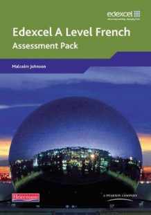 Edexcel A Level French Assessment Pack (Blandet mediaprodukt)