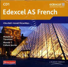 Edexcel A Level French (AS) (Lydbok-CD)