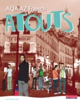 Atouts: AQA A2 French Student Book: Student Book av Clive Bell og Anneli McLachlan (Blandet mediaprodukt)