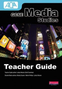 AQA GCSE Media Studies Teacher's Guide av Mandy Esseen og Martin Phillips (Spiral)