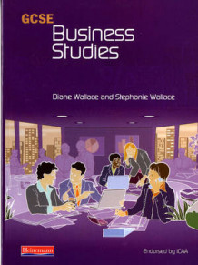GCSE Business Studies for ICAA Student Book av Diane Wallace og Stephanie Wallace (Heftet)