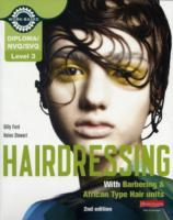 Level 3 (NVQ/SVQ) Diploma in Hairdressing (inc Barbering & African-Type Hair Units) Candidate Handbook (Heftet)