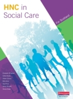 Higher National Certificate in Social Care Student Book (Heftet)