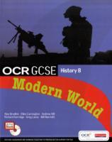 GCSE OCR B: Modern World History Student Book and CD-ROM: Student Book av Ellen Carrington, Andrew Hill, Alex Brodkin, Richard Kerridge, Greg Lacey og Bill Marriott (Blandet mediaprodukt)