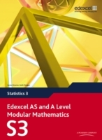Omslag - Edexcel AS and A Level Modular Mathematics Statistics 3 S3