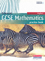 Edexcel GCSE Maths Higher Practice Book (Heftet)
