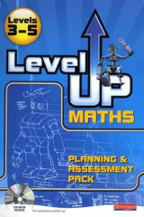 Omslag - Level Up Maths: Teacher Planning and Assessment Pack (Level 3-5)