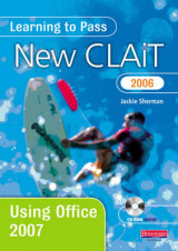 Omslag - Learning to Pass New CLAiT 2006 Using Office 2007