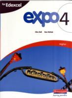 Expo 4 for Edexcel Higher Student Book (Heftet)