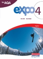 Expo 4 AQA Higher Student Book (Heftet)